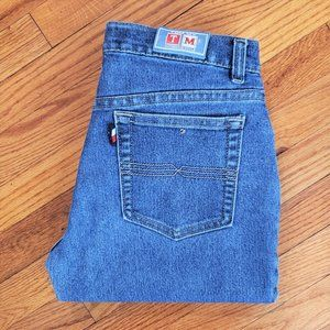 Tommy Hilfiger TM Mid Rise Bootcut Jeans
